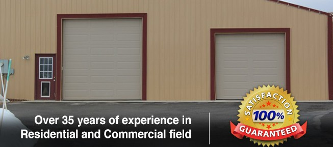 Commercial Garage Doors Salt Lake
